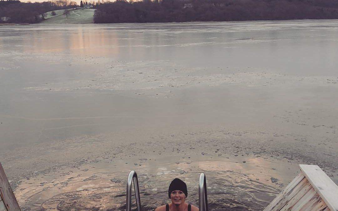 Vinterbadning